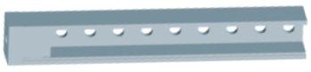 Profil 9 - Loch mit Gewindeende