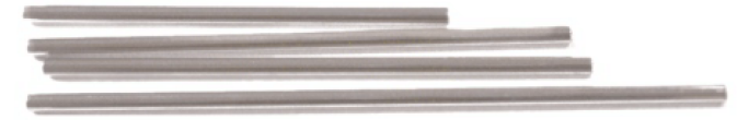 Rundstäbe Durchmesser 4 mm - Länge 95 mm