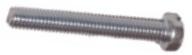 Schrauben M4 mit Schlitz - M4 x 8
