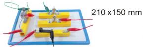 Tafel für Magnetelemente